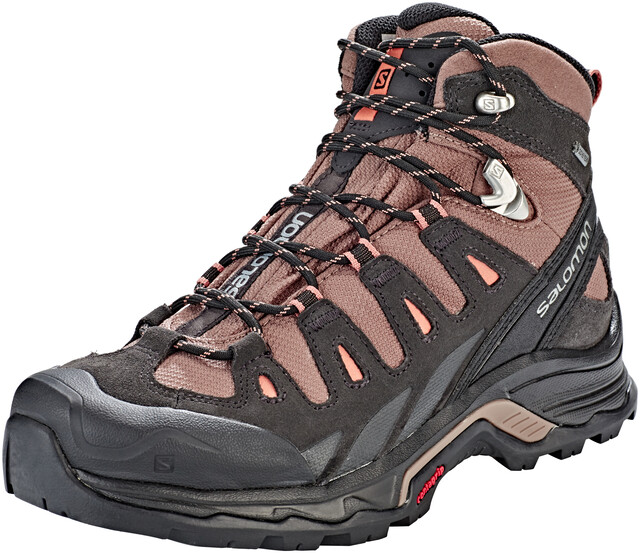 Salomon Quest Prime GTX Buty Kobiety, deep taupephantomtawny orange